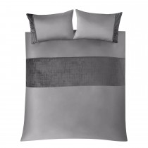 Kylie Minogue Saturn Quilt Cover Single, Grey