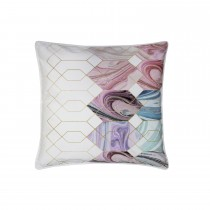 Ted Baker Sea Of Clouds Feather Cushion, Pastel