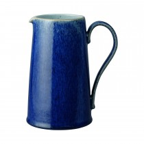 Denby Studio Blue Large Jug, Cobalt Blue