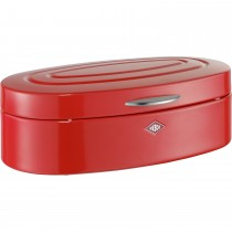 Wesco Wesco Elly Bread Bin, Red