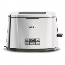 Aeg 7 Series Toaster At7800, Stainless Steel