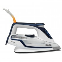 AEG DB6120-U Safety Steam Iron,Blue and White