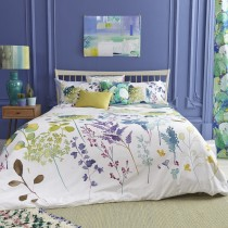 Bluebellgray Botanical Duvet Cover, Double