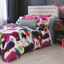 Bluebellgray Abstract Duvet Cover, Double, Multi