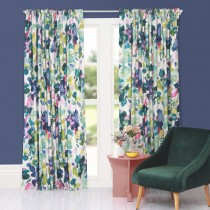 Bluebellgray Palette Curtains 228x228cm, Multi