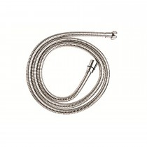 Croydex 1.5m-2.0m Stretch Hose, Chrome