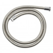 Croydex 1.5m Stainless Steel Hose, Chrome