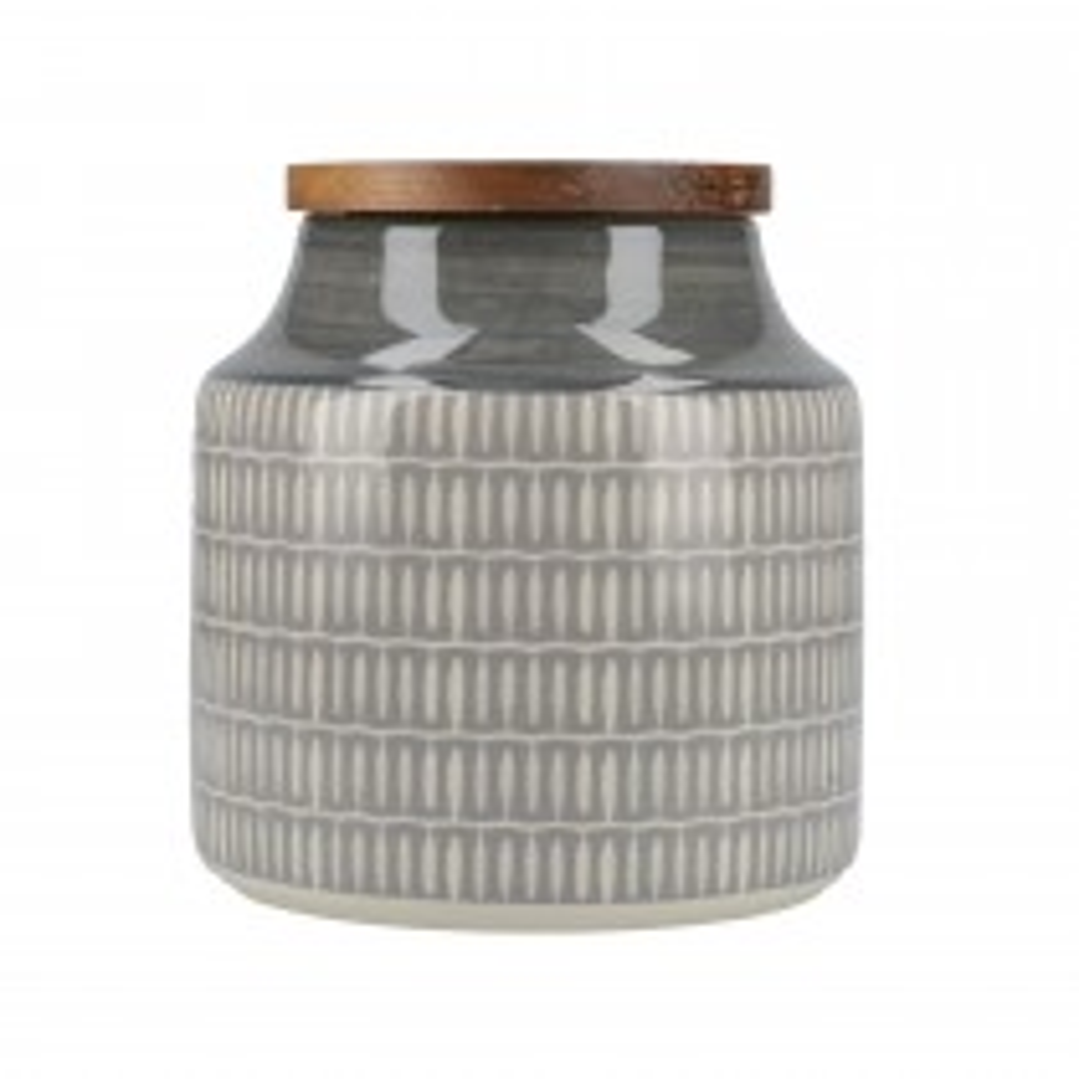 Creative Tops Drift Storage Jar, Grey
