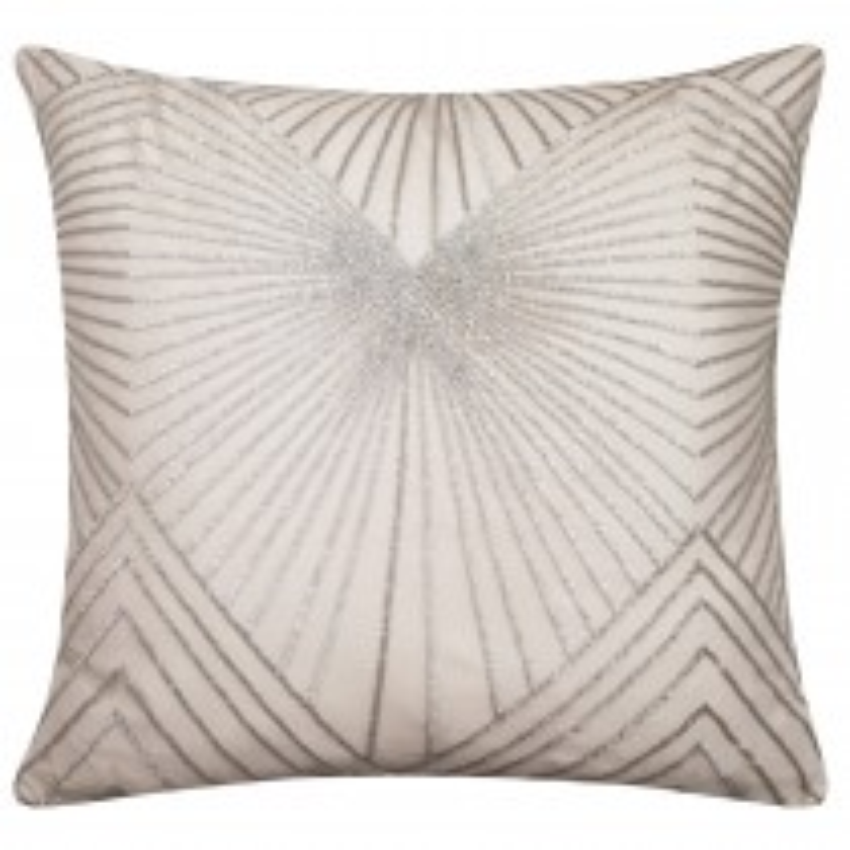 Kylie Minogue Vanetti Square Pillowcase 65x65cm, Blush
