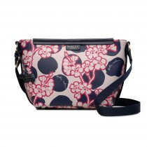 Radley Blossom Spot Medium Crossbody Bag, Dove Grey