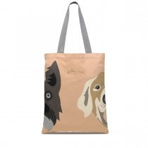 Radley, Radley & Friends Retreiver Medium Tote, Natural