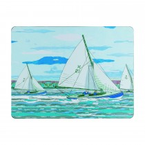 Denby Sailing Placemats, Blue