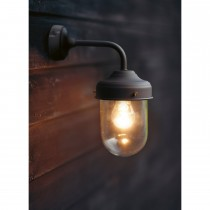 Garden Trading Barn Light, Brown