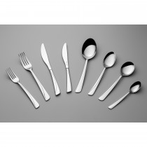 Rayware Angel 58 Piece Cutlery Set, Silver