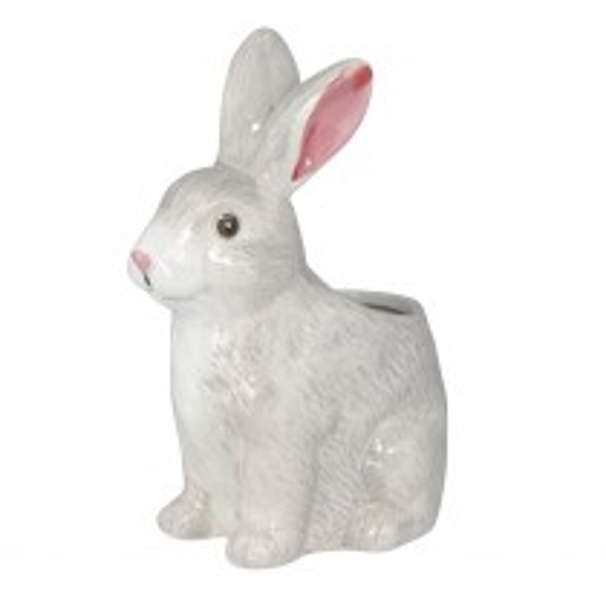 Cath Kidston Bunny Bud Vase, White