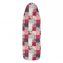 Cath Kidston Patchwork Ironing Board Cover, Denim