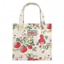 Cath Kidston Small Bookbag, Wild Strawberry