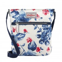 Cath Kidston Travel Cross Body, Pearl Dulwich Rose