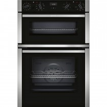 Neff, U1ACE5HNOB Double Oven, Stainless Steel, 60cm