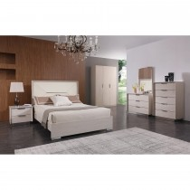 Casa Lucy Double Upholstered Bedframe