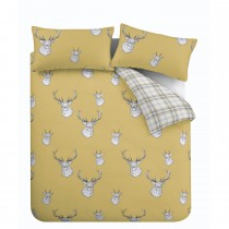 Catherine Lansfield Stag Duvet Set