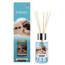 Colony Reed Diffuser 50ml, Day At The Spa, Blue