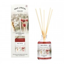 Made In England 50ml Reed Diffuser, Raspberry Fizz
