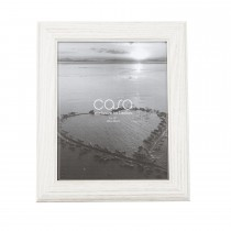 "Casa Natural Wood Look Photo Frame, 8"" x 10"""