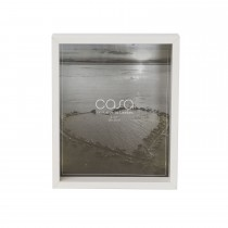 "Casa Deep Photo Frame 8""10 8x10, White"