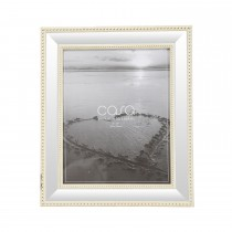 "Casa Mirrored Photo Frame, Glass, 8"" x 10"""