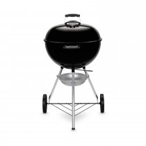 Weber E-5710 Charcoal Kettle Grill Barbecue 57cm, Black