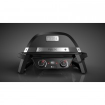 Weber Pulse 2000 Electric Barbecue, Black