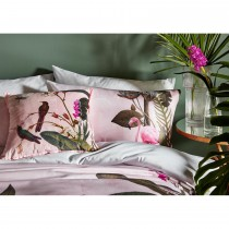 Ted Baker Pistachio Feather Filled Cushion,45x45cm, Pink