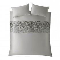 Kylie Minogue Angelina Duvet Cover, Single,Grey