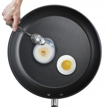 Froach Pods Set Of 2 Egg Rings, Yellow