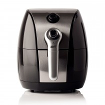 Sabichi Haden 4.3ltr Black Air Fryer, Black