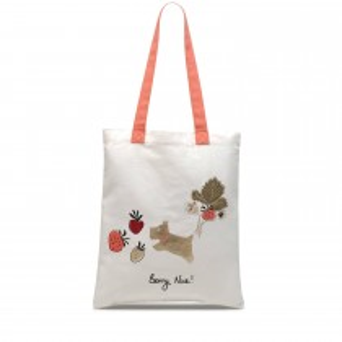 Radley Handbags Berry Nice Tote Medium, Natural