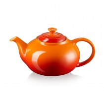 Le Creuset Classic Teapot Volcanic, Volcanic