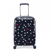 Radley Vintage Dog Dot, 4 Wheel Suitcase, Small