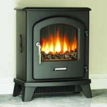 Broseley Fires Serrano Electric Stove, Black