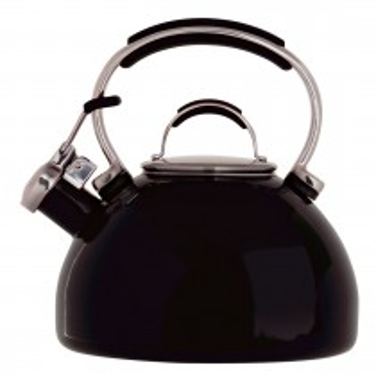 Prestige Whistling Stove Top 2L Kettle, Black