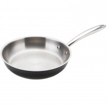 Prestige OptiSteel 24cm Frypan, Blue