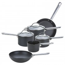 Anolon Professional 6 Piece Set, Black