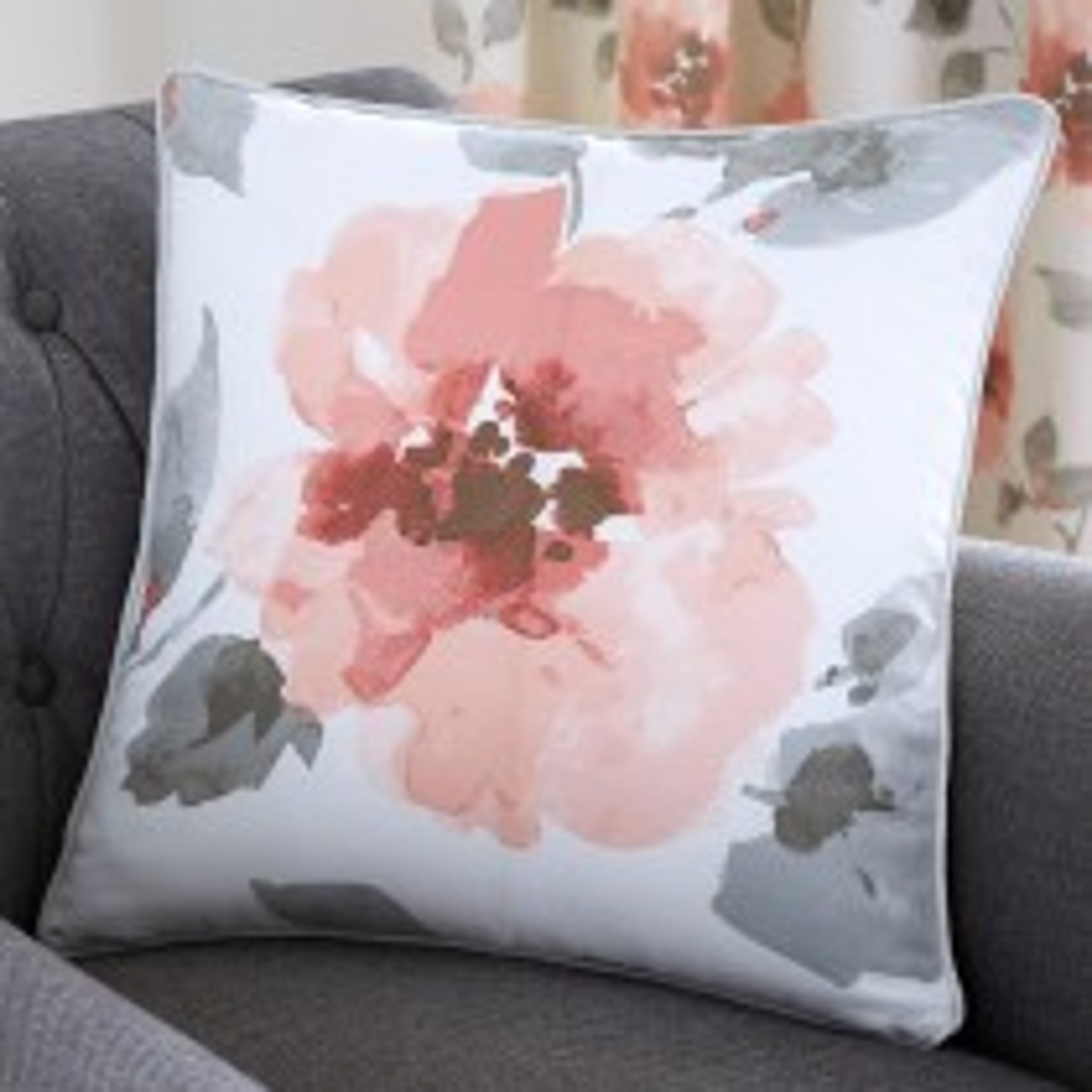 Rosenthal Adrianna Cushion 43x43cm, Blush