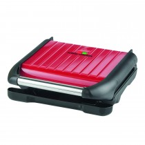 George Foreman Health Grill, 5 Portions, 25040, Red