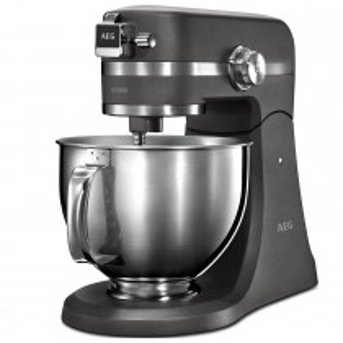 AEG Ultramix KM5560-U Stand Mixer, Metallic Dark Grey