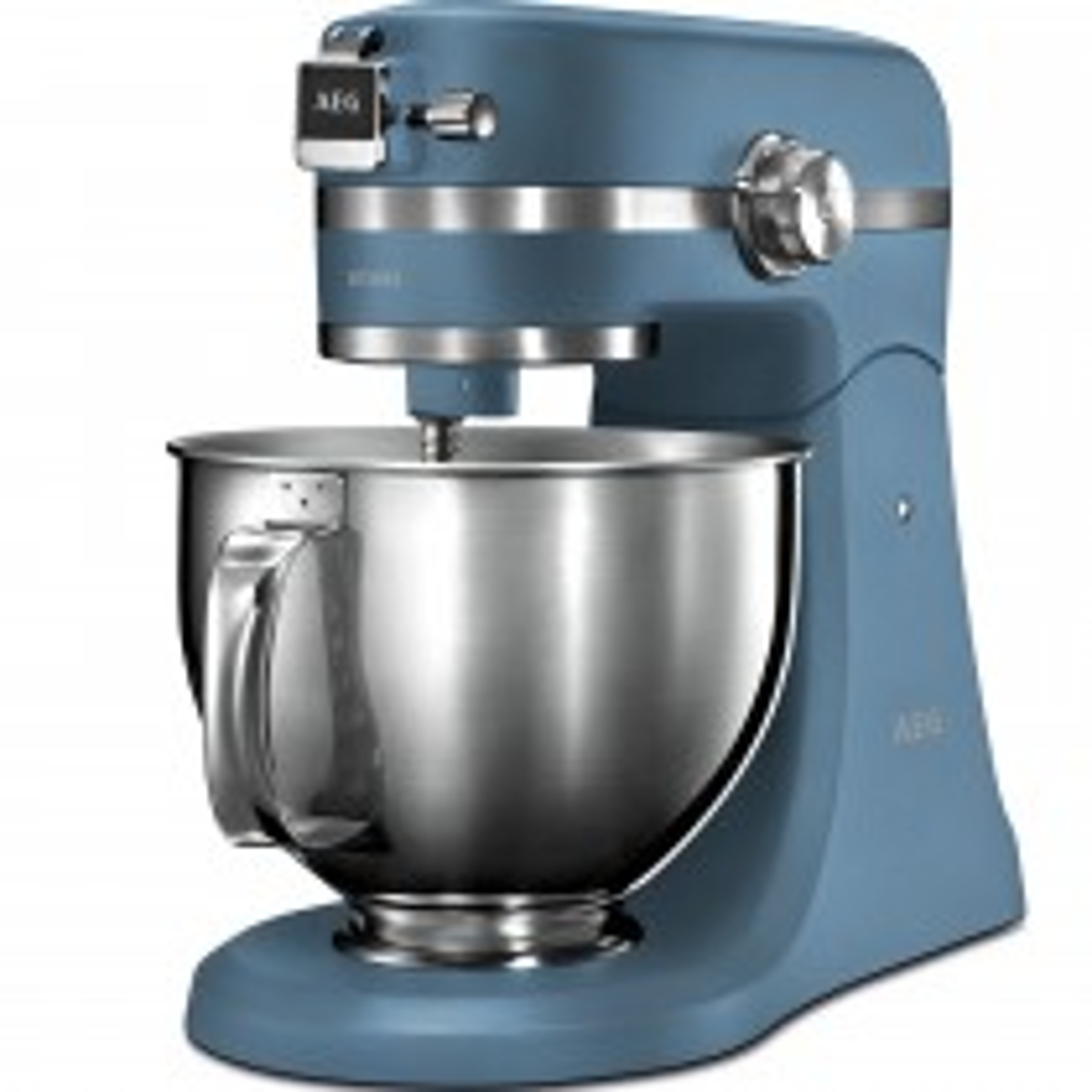 AEG Ultramiz KM5560-U Stand Mixer, Sterling Blue