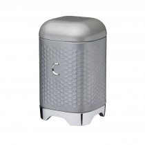 Kitchencraft Lovello Coffee Cannister, Grey