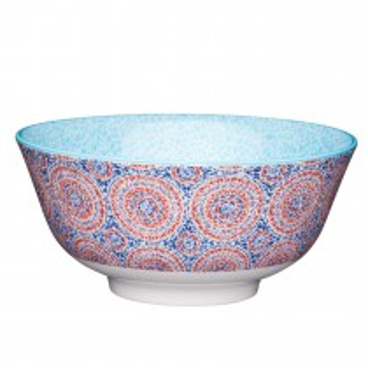 Kitchencraft Kc Bright Tile Bowl 15.7cm, Multi