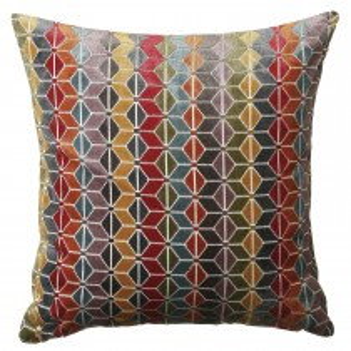 Scatterbox Hexa Cushion, 58cm x 58cm, Multi